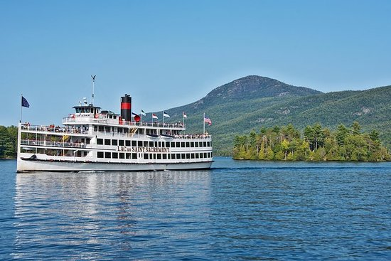 Croisière Lake George Steamboat îles...
