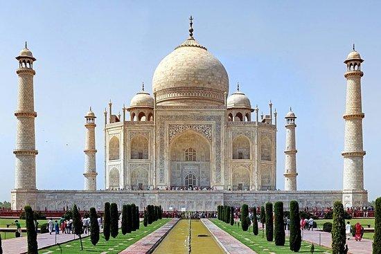 1 dagstur til Agra City - Besøk Taj...