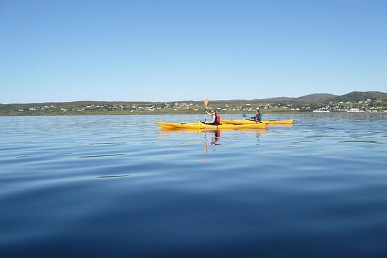 Sea Kayaking around Gairloch