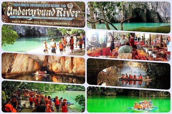 Underground River Day Trip fra Puerto...