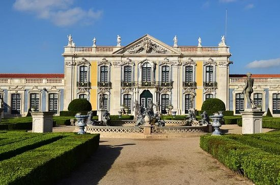 National Palace and Gardens of Queluz...