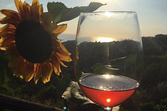 Wein- und Speisenverkostung im...
