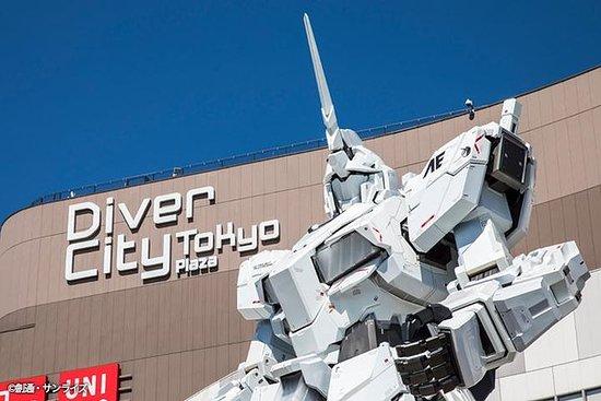 プライベートツアー、セグウェイ、ロボット、乗用車:日本を体験