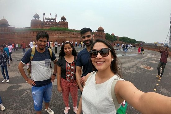 Dia inteiro Delhi Sightseeing