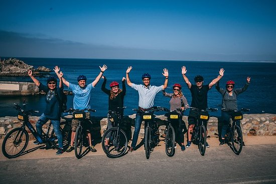17-Mile Drive Electric Bike Tour