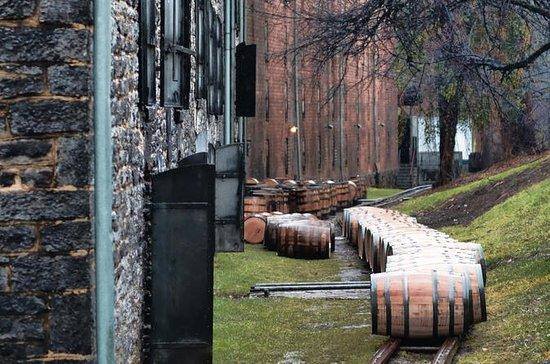 Kentucky Bourbon Tour til Woodford...