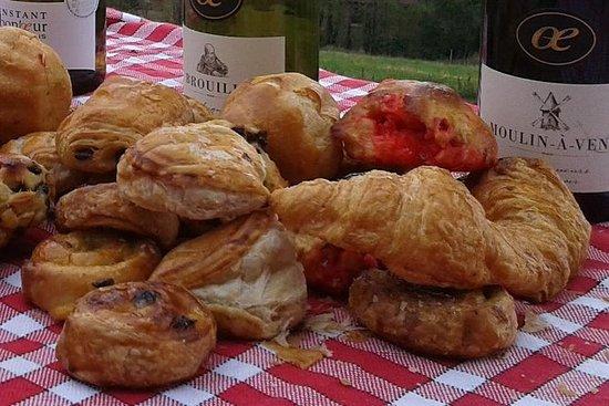 Gourmet Beaujolais full day tour with...