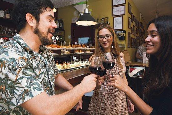 Tapas & Wein, die originellste...