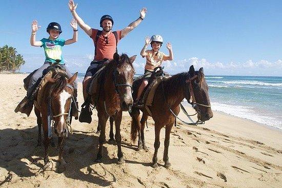Horseback Ride and Rafting the Martha...