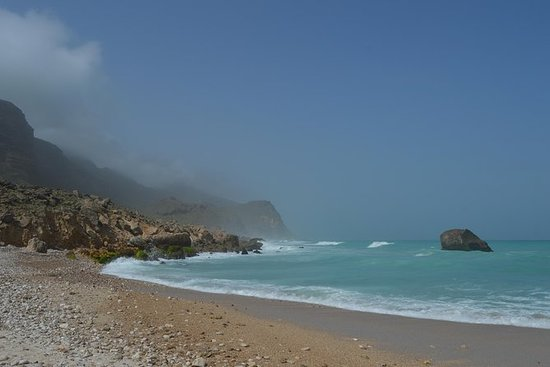 West Salalah Beach Excursion - Half...