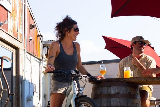 Electric Bike Brewery Crawl