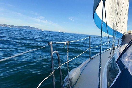 Luxury Sailing Coastal Cruise on a...