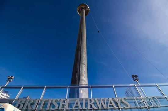 iDrop op de British Airways i360