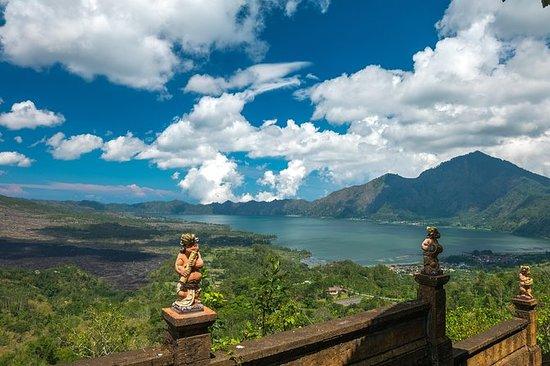 Déjeuner sur le volcan et visite de...