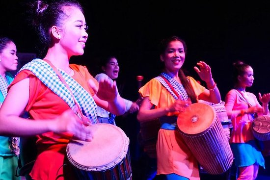 Experience Cambodian Living Arts...