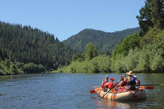 Klamath River 1-tägige Rafting- und...