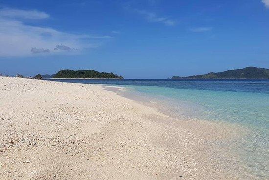 Excursão à Ilha de Linapacan Ocidental e Snorkeling: West Linapacan Island Tour and Snorkeling