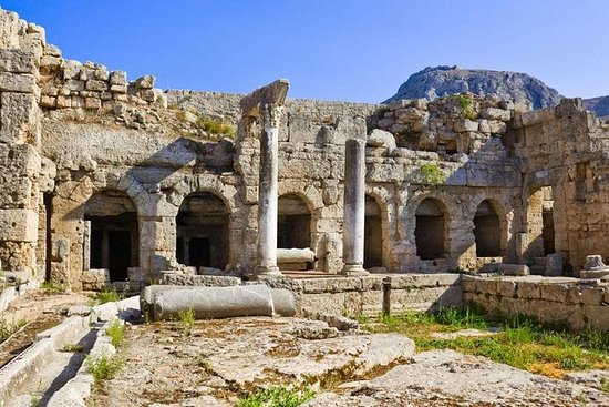 Full Day Private Ancient Corinth og...
