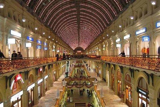 Shopping Tour Moscow