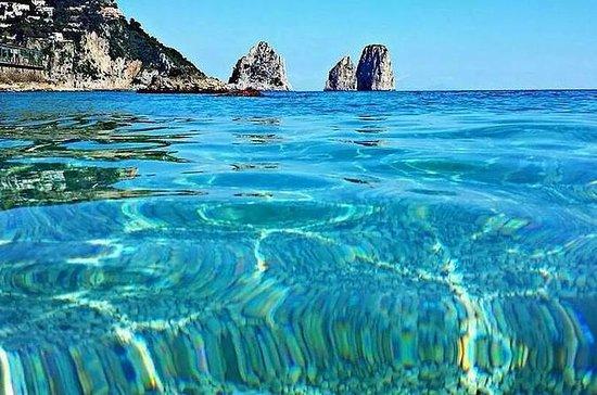 Sorrento & Capri Island Von Rom 4...