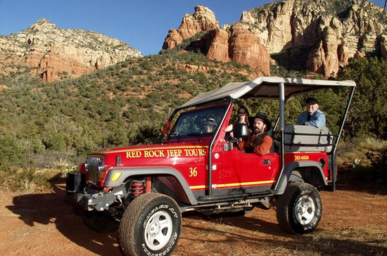 Tour Panorâmico Red Rock