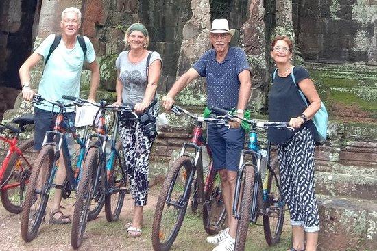 Angkor Wat Sunrise Bike Tour