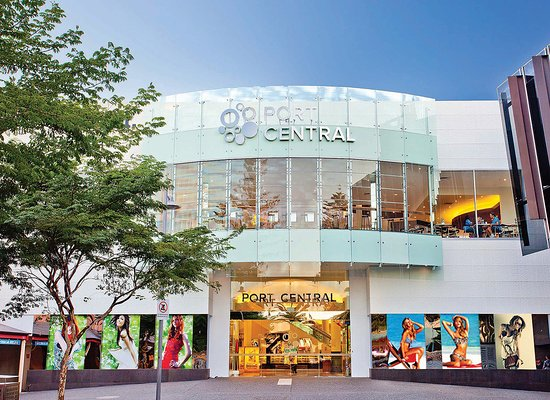 Port Central Shopping Centre