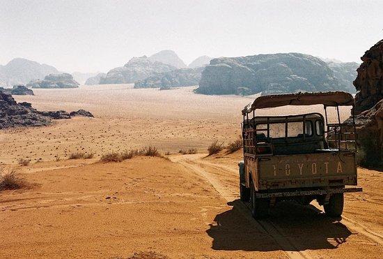 Wadi Rum Hikers