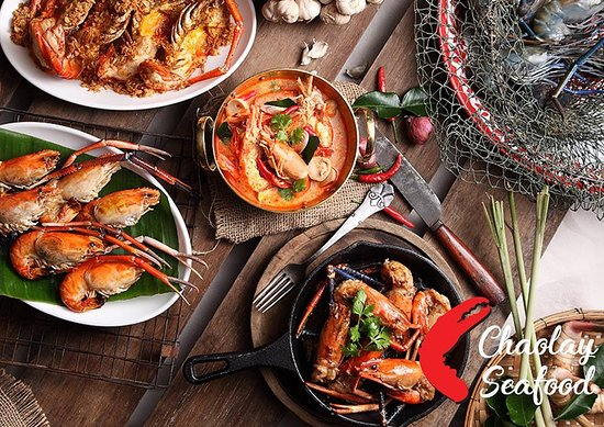 Chaolay Seafood Bangkok Pathum Wan Menu Prices Restaurant Reviews Tripadvisor