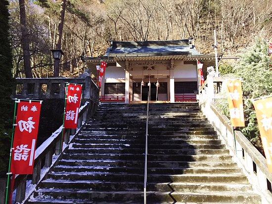Fujiwaramachi Gokoku Shrine