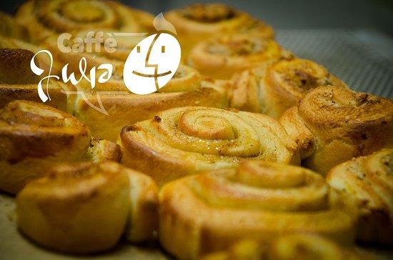 Munsingen, Zwitserland: Cinamon Rolls