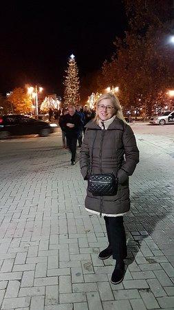 Βόλτα βραδυνή στην πόλη μας