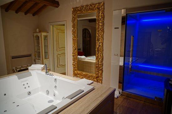 La Dogana, Italia: Suite con spa