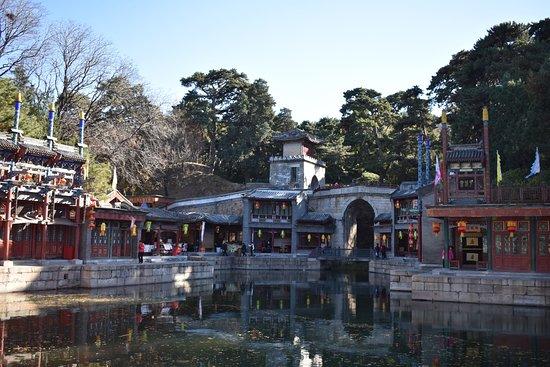 Palácio de Verão (Yiheyuan): città sull'acqua
