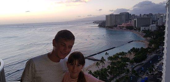 Best Sunset in Waikiki