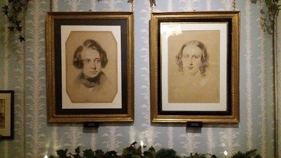 Mr & Mrs Dickens