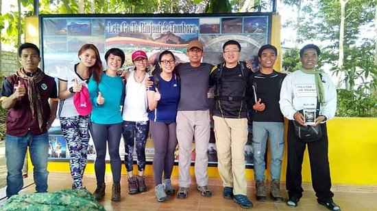 Mataram, Indonesia: With guest