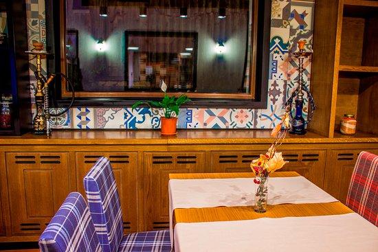 Trigrad, Bulgaria: Restaurant
