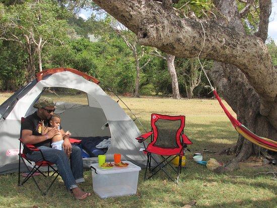 kandalama lake camping