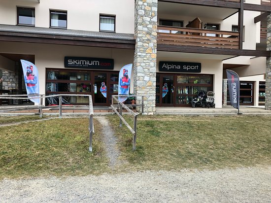 Alpina Sport Skimium Morillon 1100