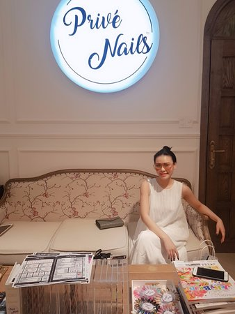 Prive - Luxury Nails & Spa Boutique: Start the year pretty and pampered with PRIVE NAILS | #1 In Vietnam for Nails and Spa