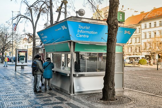 Tourist Information Centre - Wenceslas Square