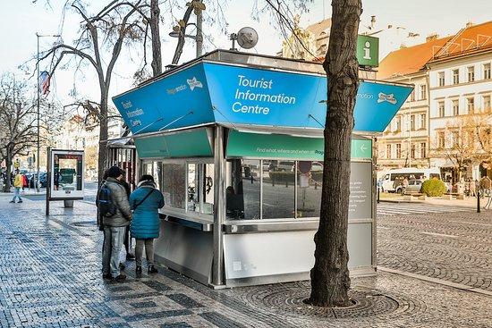 Tourist Information Centre - Václavské náměstí