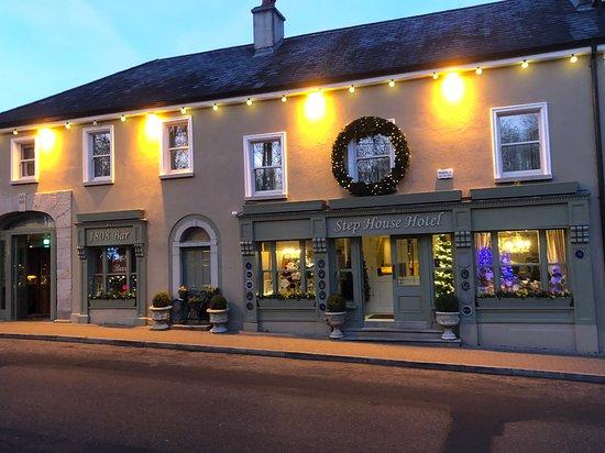Borris, أيرلندا: Step House Jan 2019