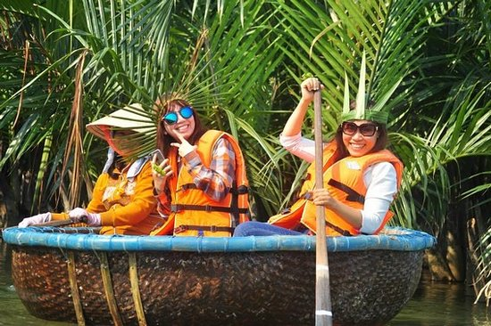 Hoi An Basket Boat Tours