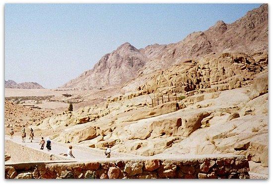 South Sinai, Egypt: Klasztor Świętej Katarzyny