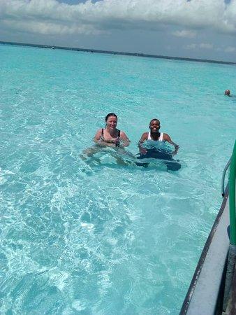 Zanzibar City, تنزانيا: Taking your good time to enjoy with Solomon De Zanzibar