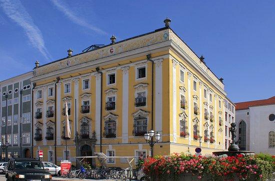 Das Rathaus Von Wels