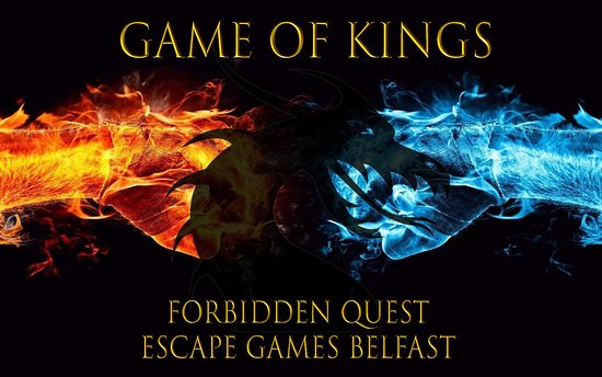 Forbidden Quest - Escape Games Belfast