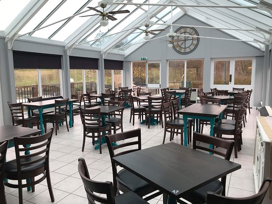 ‪‪Saltford‬, UK: Conservatory available for private functions ‬